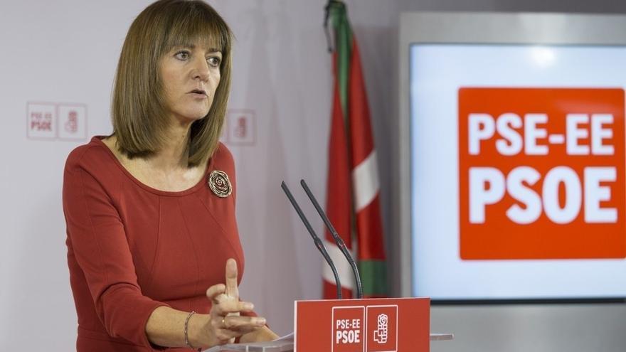 """Mendia (PSE) valora que Euskadi ha vivido """"un año de tranquilidad y acuerdo"""" frente al """"ruido y caos"""" de Cataluña"""