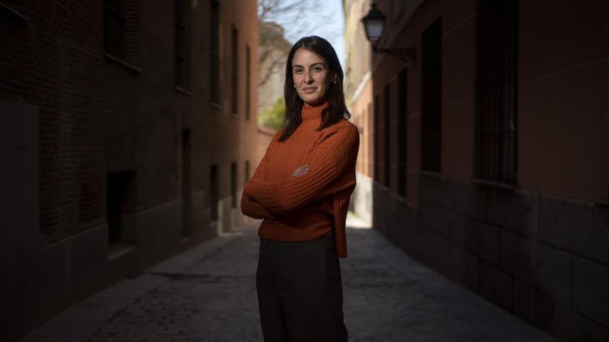 La portavoz de Más Madrid en el Ayuntamiento, Rita Maestre.