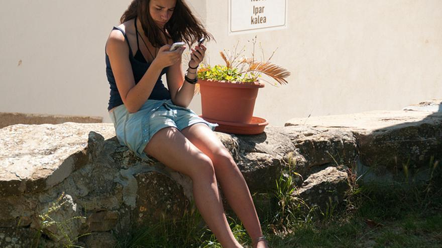 En España, WhatsApp es la forma de comunicación más utilizada