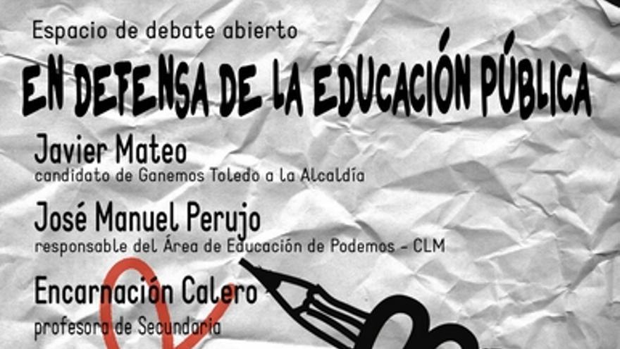 Espacio abierto de debate del Observatorio de la Educación Pública de Toledo