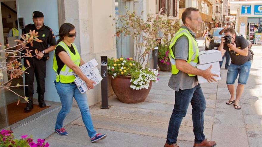 Los ocho investigados por adjudicaciones irregulares en Lloret, en libertad