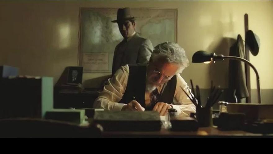 Fotograma de la película. (Trailer Youtube).
