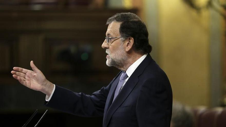 Rajoy achaca a Sánchez el deseo poco confesable de querer repetir elecciones