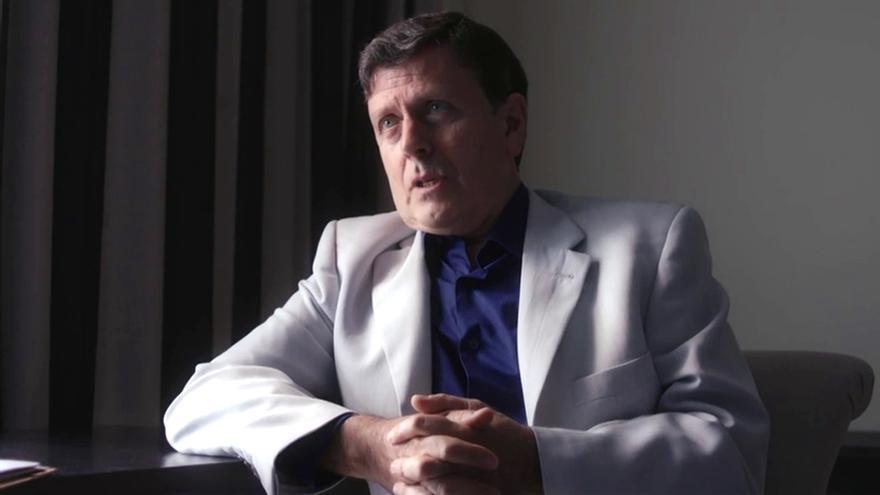 Eufemiano Fuentes en 'Lo de Évole'