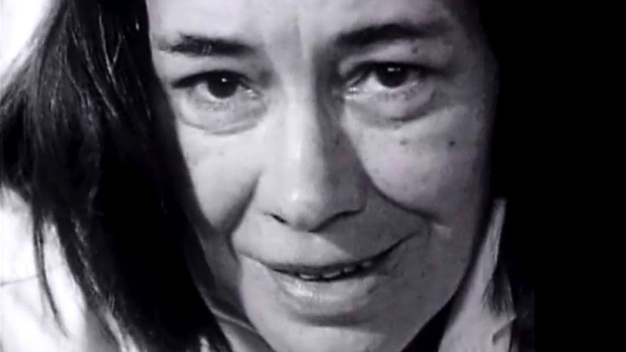 "Fotograma de ""Patricia Highsmith"", documental de Philippe Kohly"