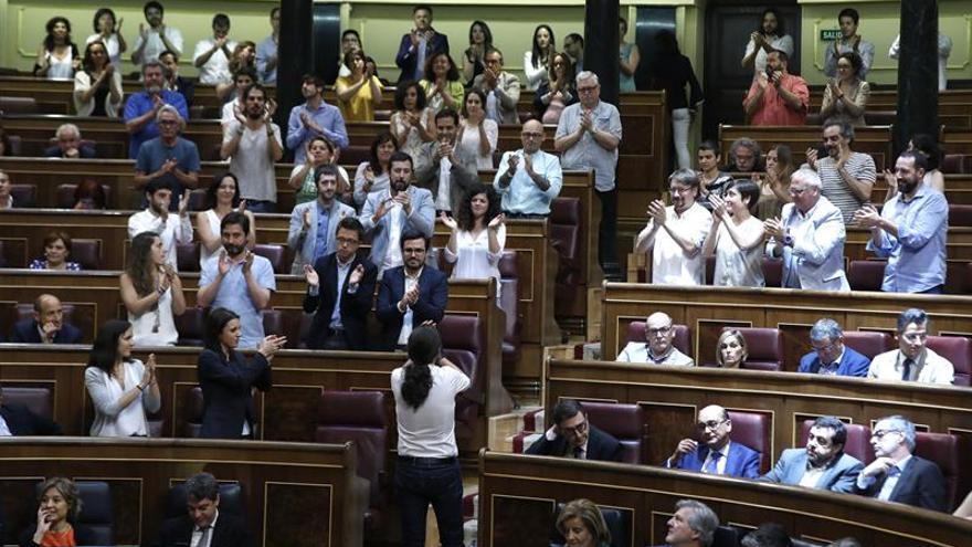 Podemos ve en el PSOE un cambio que puede propiciar el entendimiento