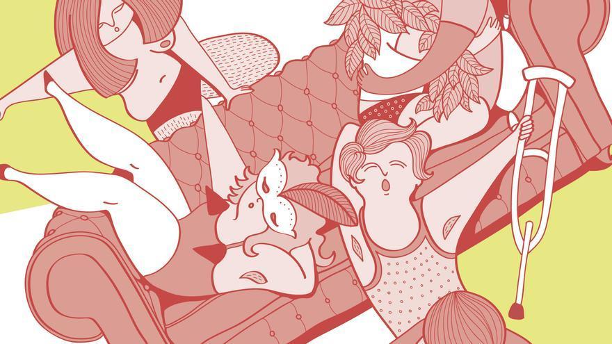 Ilustración de Emma Gascó/ Diagonal