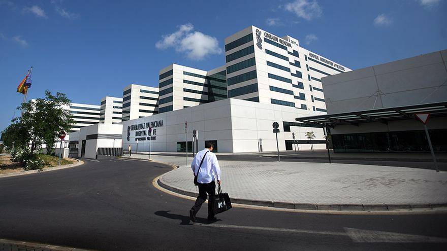 La nueva fe valencia affordable dd with la nueva fe valencia trendy elegant foto de piso en - Hospital nueva fe valencia ...