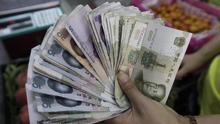 China rebaja al 4,05 % la tasa referencial para créditos en febrero