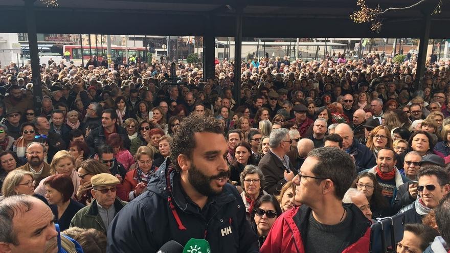 """Jesús Candel 'Spiriman', de baja laboral ante el """"desgaste"""" de sus acciones contra la fusión hospitalaria"""