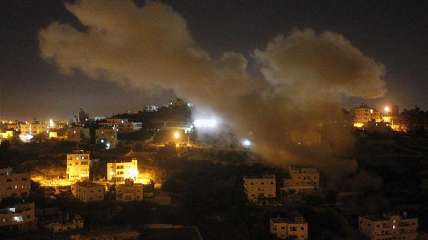Israel destruye la vivienda de sospechosos del asesinato de 3 estudiantes