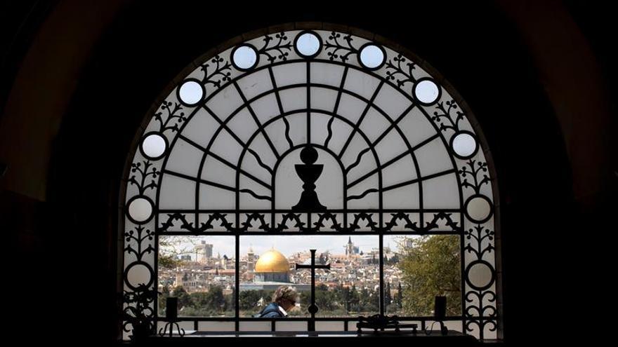 El Monte de los Olivos, testigo y parte de la historia de Jerusalén