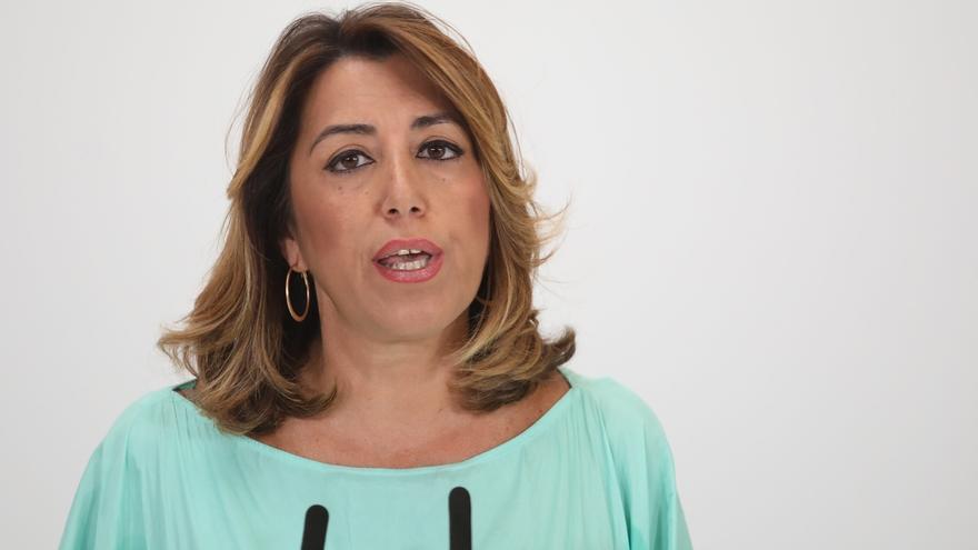 """Susana Díaz urge a Moreno a dar explicaciones sobre la listeriosis: """"Se es presidente para lo bueno y para lo malo"""""""