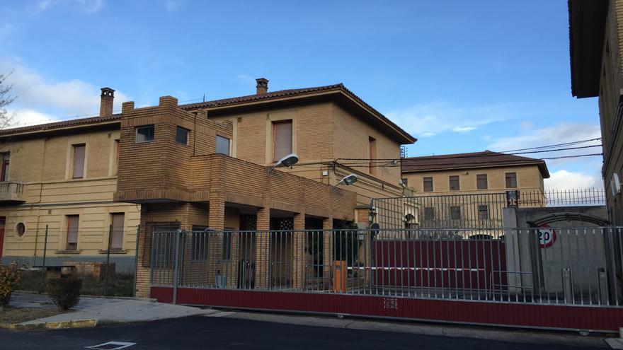 Cuartel Sancho Ramírez