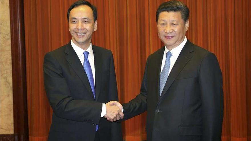 """Xi Jinping ofrece """"diálogo entre iguales"""" a Taiwán para superar sus diferencias"""