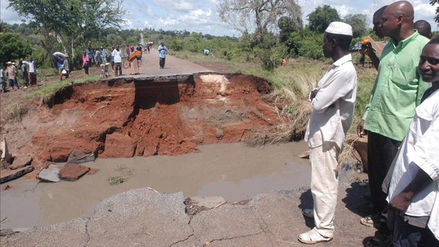 Más de 40 muertos por inundaciones en el norte de Tanzania