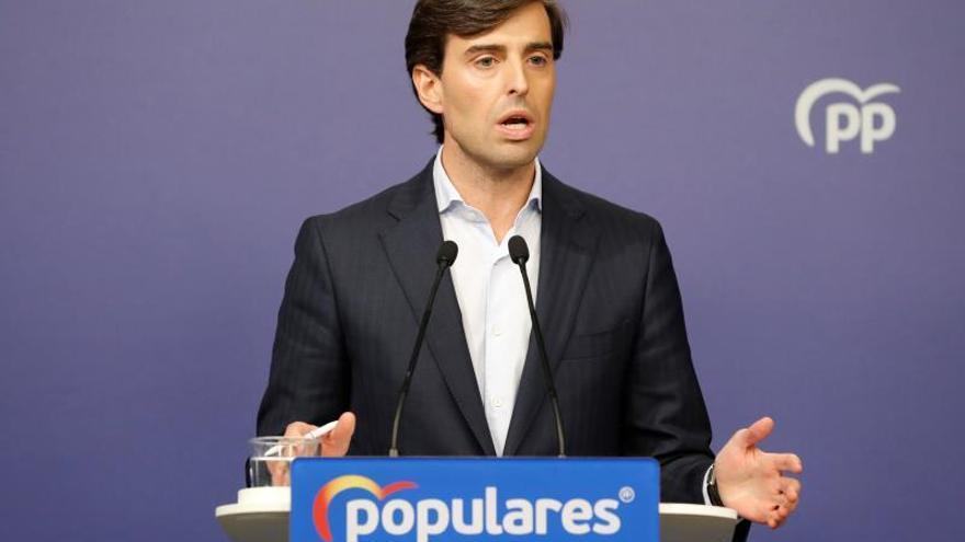 """PP pide a Sánchez que deje los """"bandazos"""" y planifique la reactivación turística"""