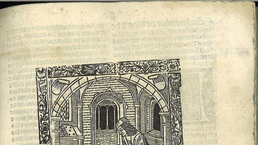 """La Biblioteca Nacional adquiere el posincunable español """"Bocados de oro"""", de 1502"""