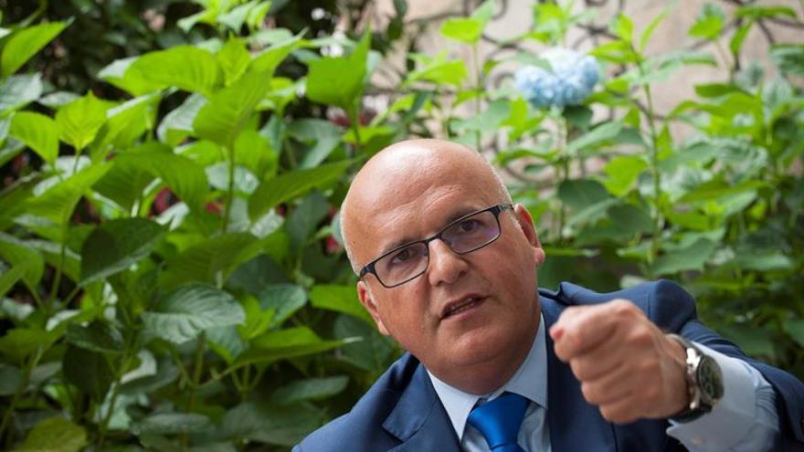 José Manuel Baltar presidirá la asociación europea de provincias Partenalia