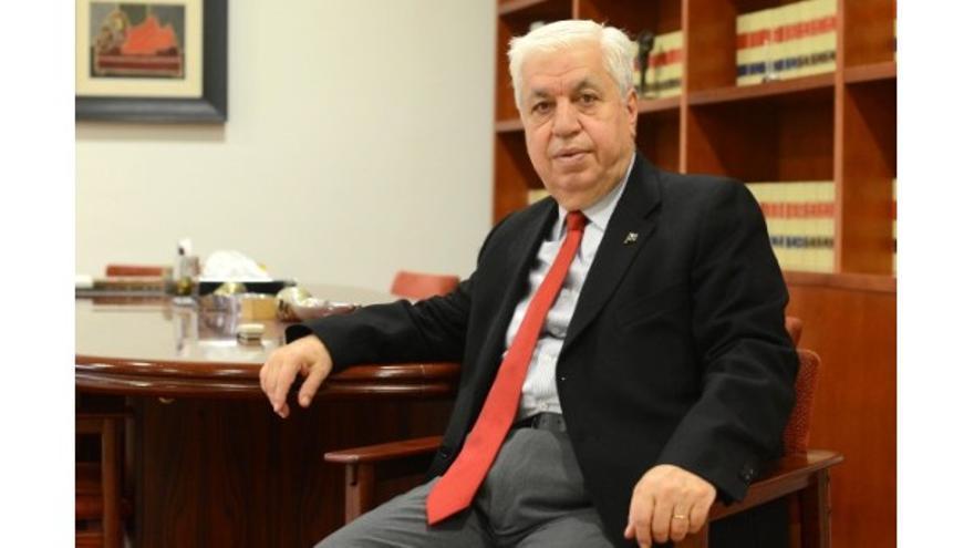 El empresario Amid Achi (Foto: TV Canaria)