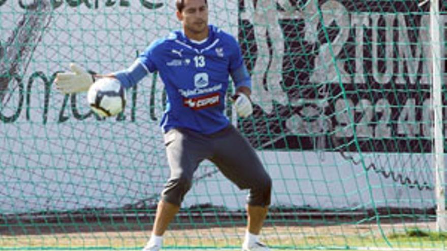 Sergio Aragoneses. (CANARIAS AHORA)