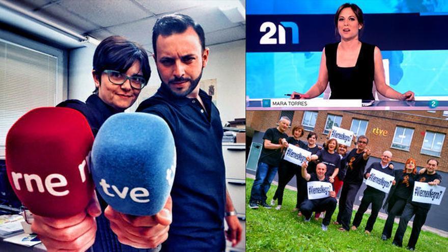 El séptimo Viernes negro en RTVE