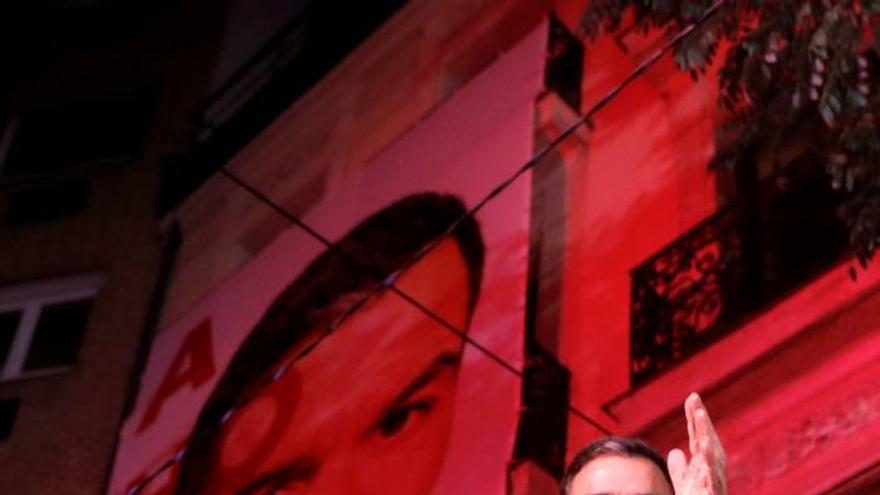 El PSOE repite victoria pero tendrá muy complicado gobernar con la izquierda
