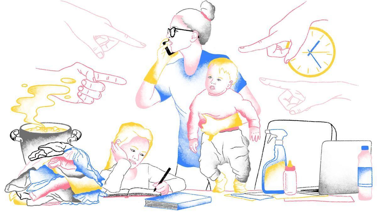 Maternidad y mandatos