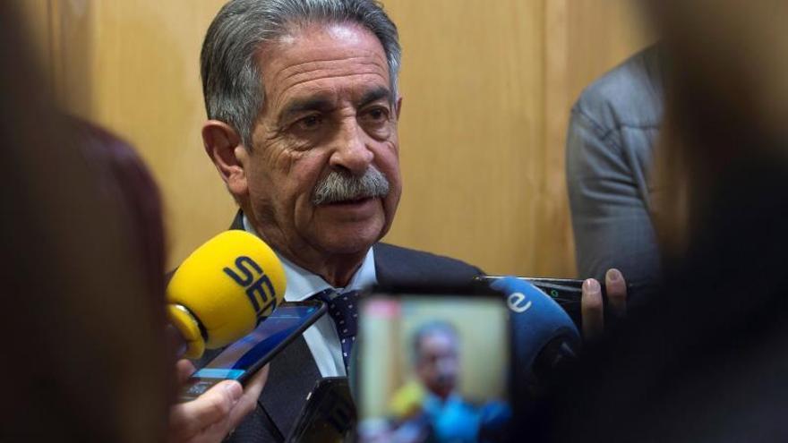 Revilla propondrá a su partido el lunes concurrir a elecciones generales
