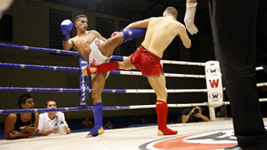 Campeonato del Mundo de Boxeo en Telde