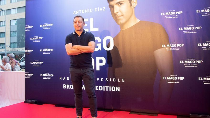 """El Mago Pop presenta en Barcelona """"Nada es imposible, BROADWAY EDITION"""""""
