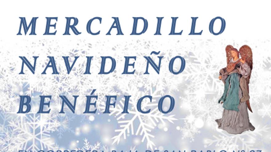 cartel mercadillo navidad_SEGUNDA EDICIÓN 2017