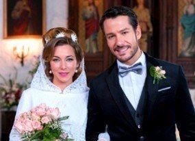 Se celebra la gran boda en 'Amar es para siempre' de Antena 3