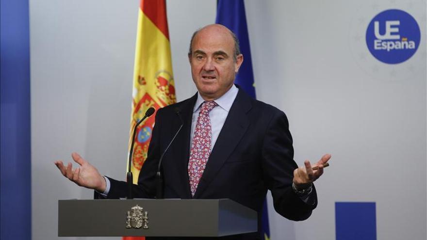 De Guindos, convencido de que España logrará la próxima vacante en el BCE
