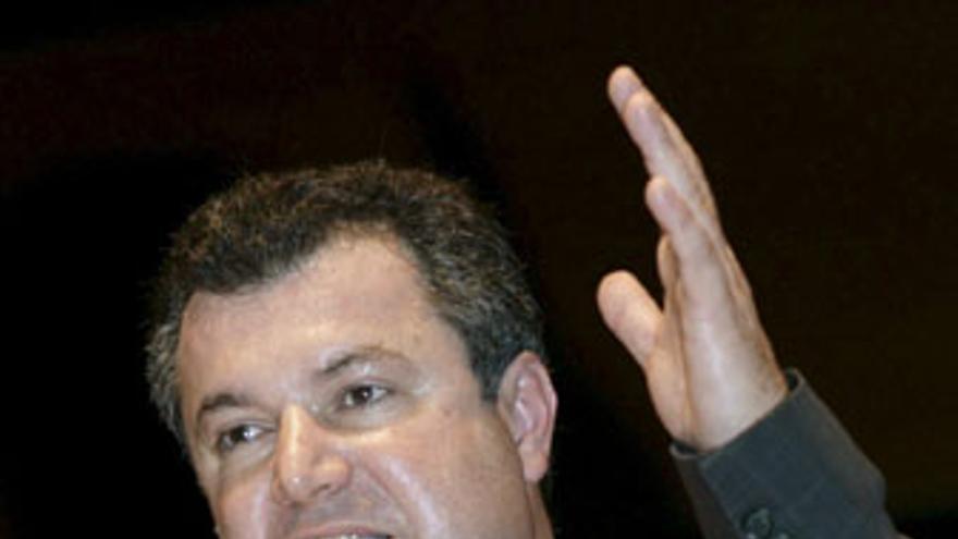 Ignacio González, concejal de Cohesión y Bienestar Social de Santa Cruz de Tenerife.