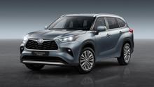 Highlander Electric Hybrid: el nuevo híbrido de Toyota llega en formato SUV y talla XXL