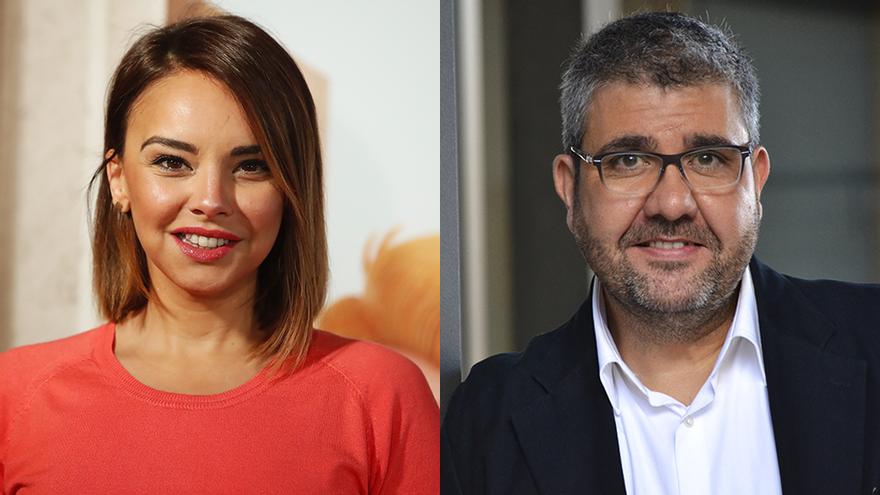 Chenoa y Florentino Fernández presentarán el especial de TVE para recibir al 2021