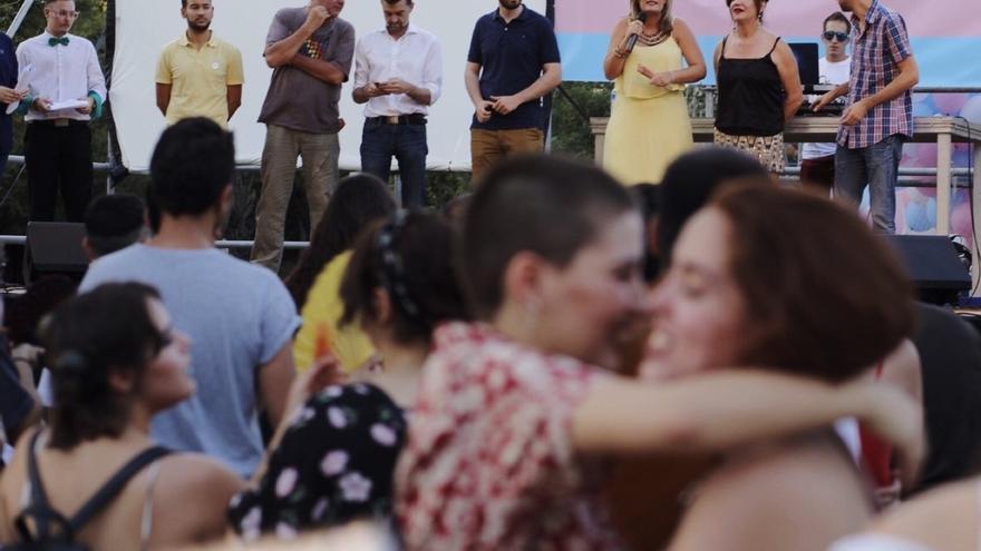 Ayuntamiento iza este lunes la bandera arcoíris dentro de las actividades del Mes de la Diversidad Sexual