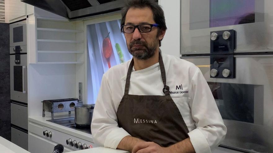 Mauricio Giovanini, entre la alta cocina, la parrilla y los bocados latinos