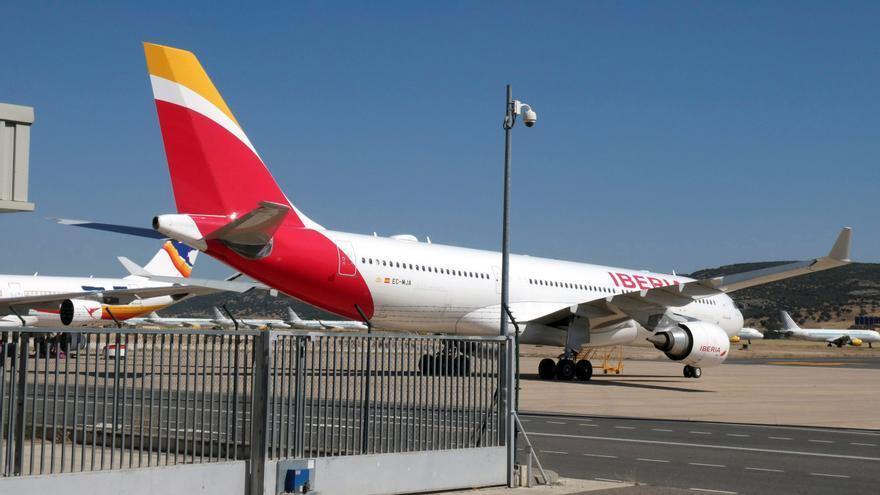 El Aeropuerto de Ciudad Real retoma vuelos tras problemas empresa seguridad