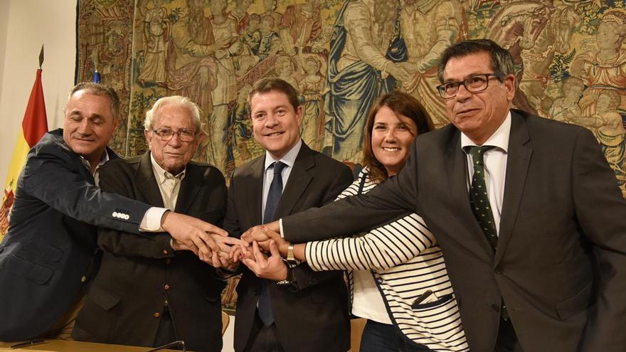 Firma pacto institucional y social por la recuperación de Talavera y su comarca