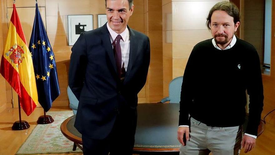 El PSOE, a la espera de la respuesta de Iglesias, dice que le toca ceder a él