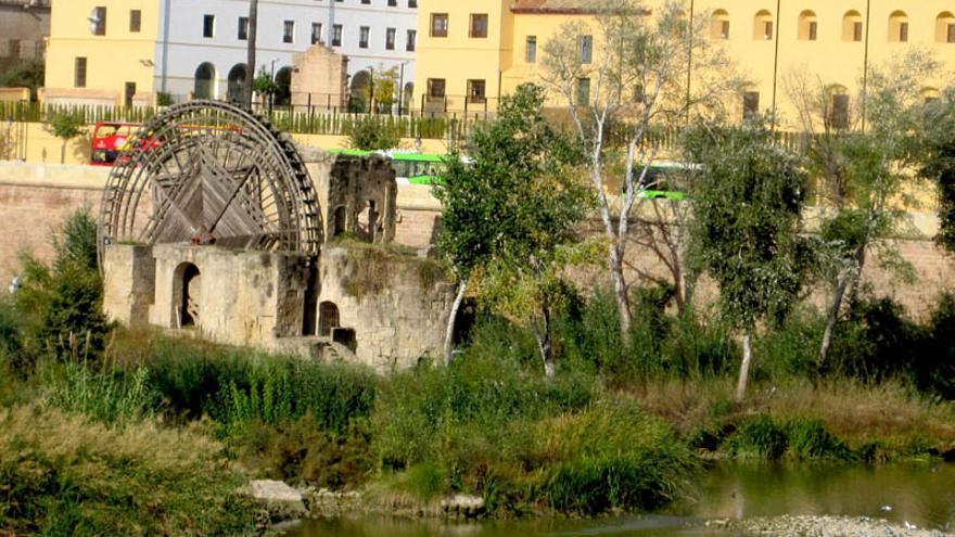 Molino de la Albolafia, en Córdoba.