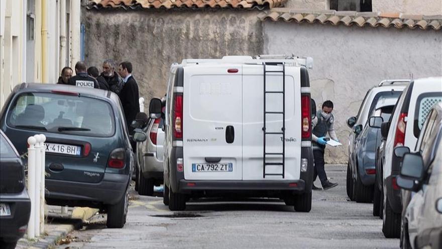 Muere un aduanero francés en un tiroteo contra supuestos traficantes de armas