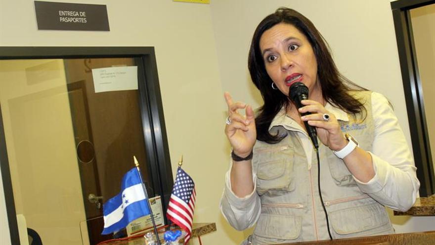 Unicef y OIM presentan estrategia a favor niñez inmigrante de Honduras