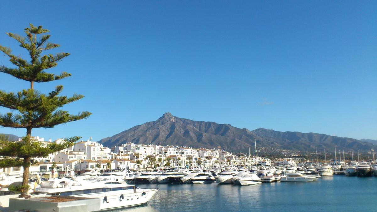 Archivo - Vista de Marbella