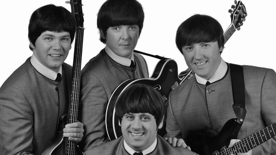 'The Mersey Beatles'