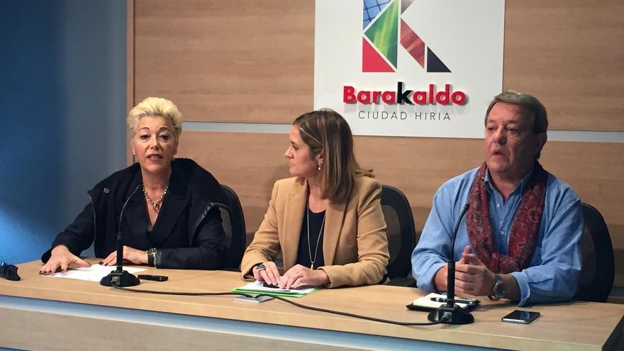 El 'Bono Barakaldo' ofrecerá 5.500 tickets al precio de 20 euros que permitirán realizar compras por valor de 30 euros