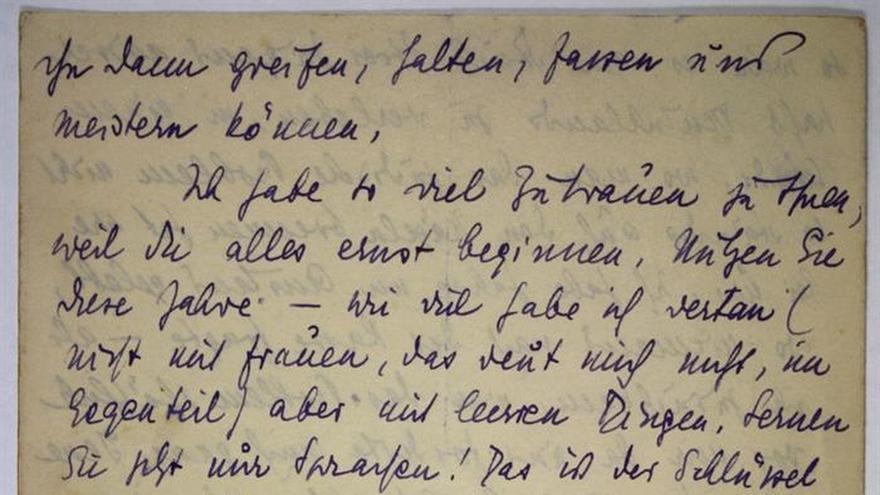 Zweig, al descubierto con la publicación de decenas de cartas inéditas