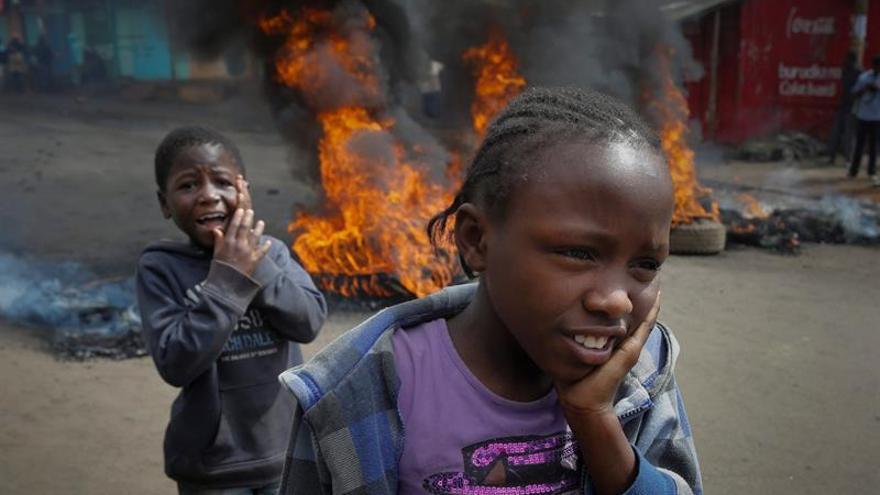 El fantasma de las elecciones amañadas vuelve a Kenia